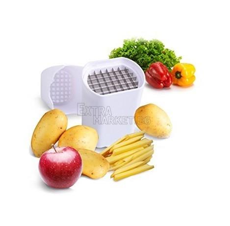 Преса за перфектно рязане на картофи Perfect Fries