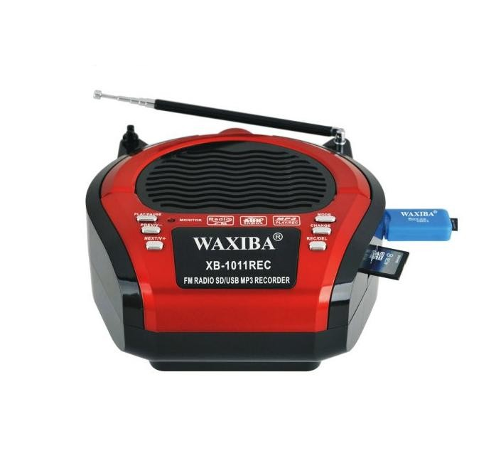 Музикална система с радио WAXIBA (USB2.0/SD/MMC)