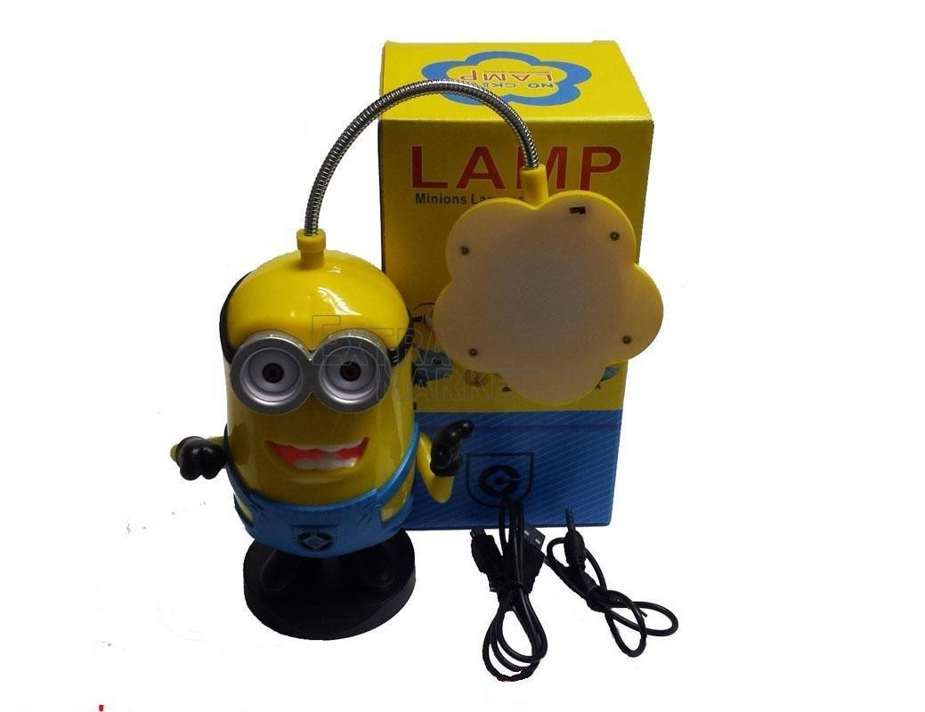 Миньон нощна лампа музикална MP3/Radio колонка