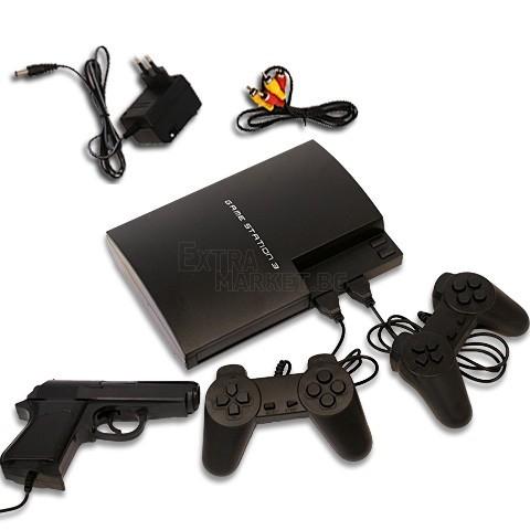 Игрална телевизионна конзола с много игри