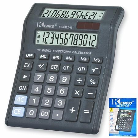 Удобен калкулатор с двоен дисплей