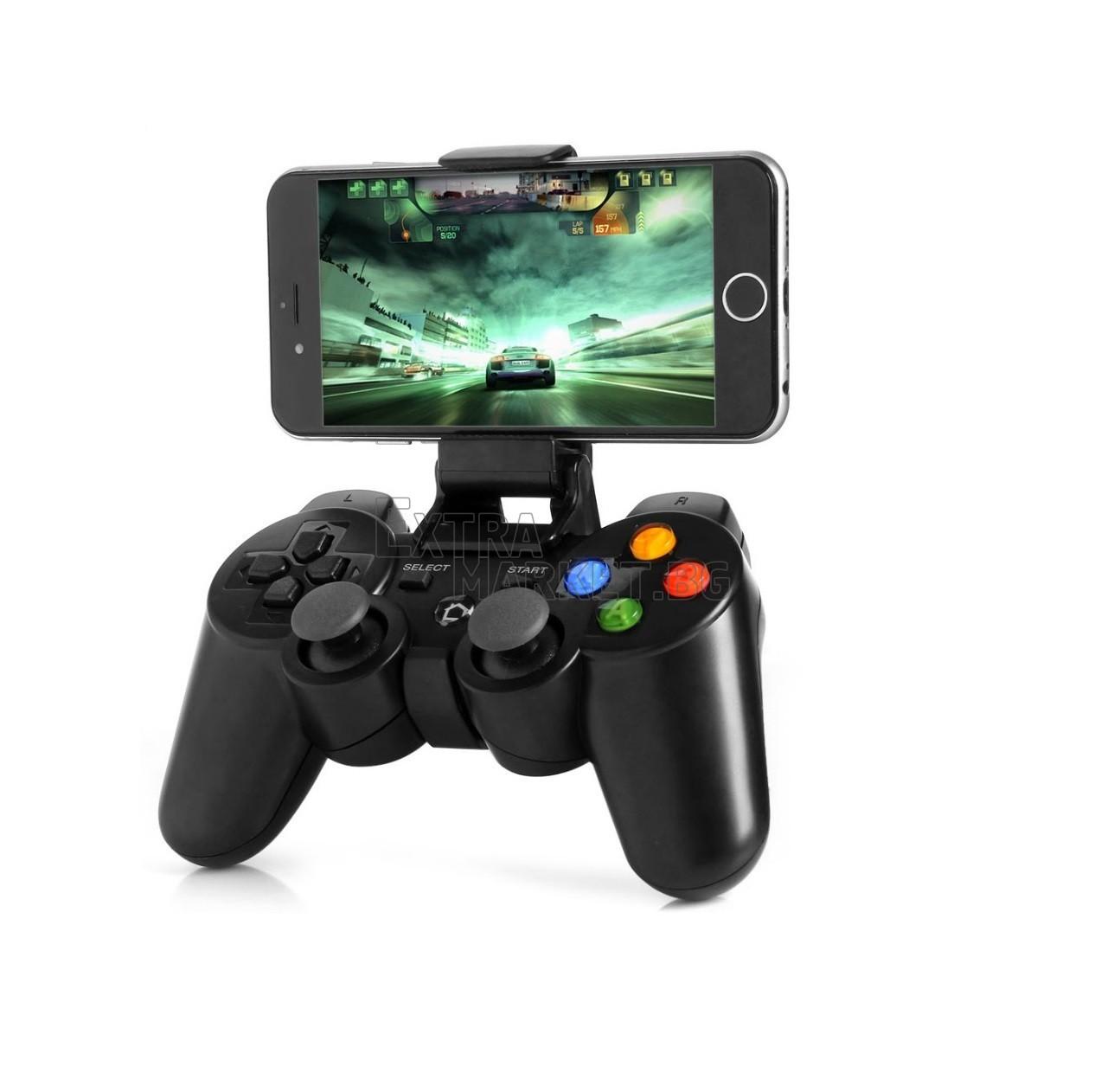 Игрален-гейм джойстик Lehuai (Android/Apple iOS/Windows)