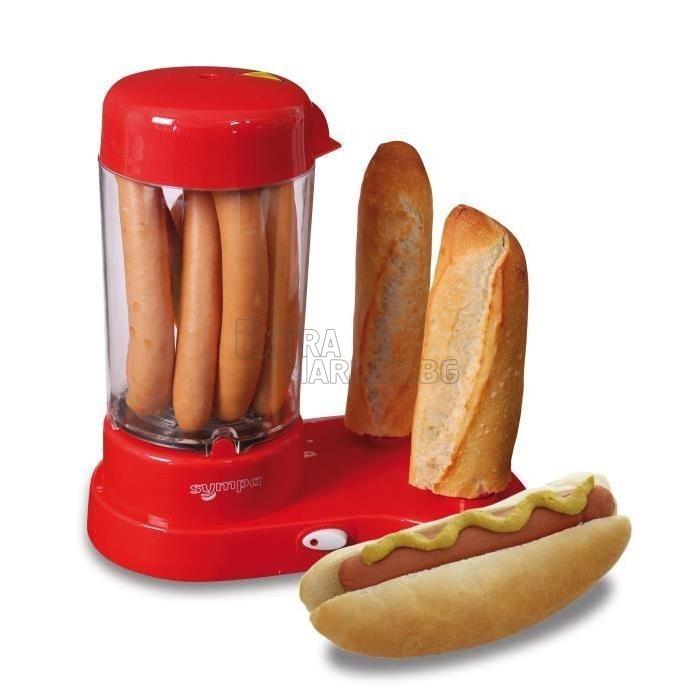 Хот Дог машина за домашно приготвяне на сандвичи