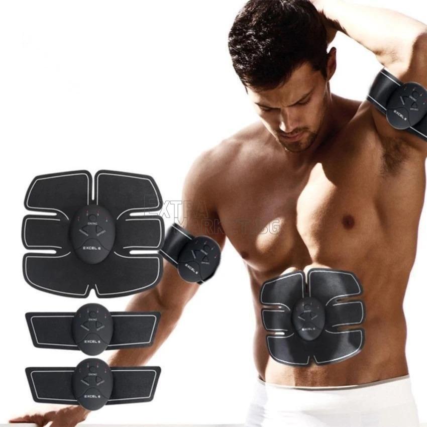 Стимулатор за стягане на мускули - Six pack EMS