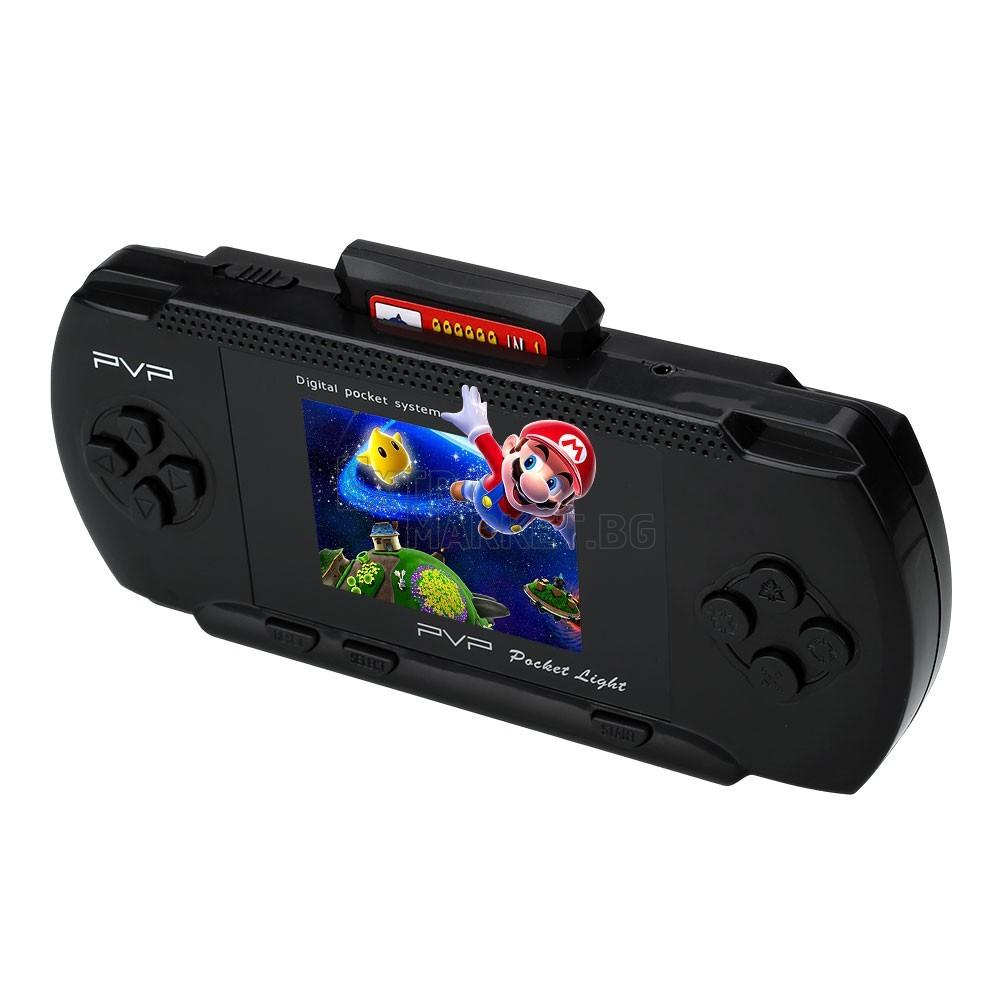 Игрална 64 битова конзола PVP 3000 (Опция игра на телевизор)