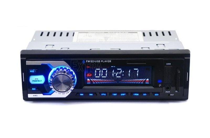 MP3 & FM Bluetooth радио за автомобил с USB, SD и MMC слотове