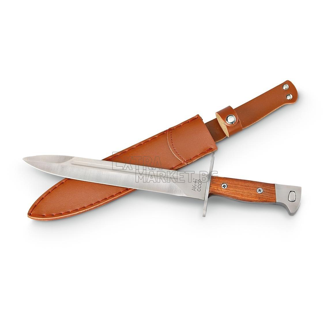Армейски нож/щик АК 47 СССР Калашников 26 см.