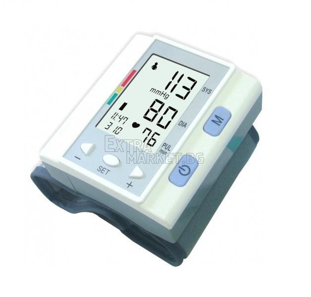 Дигитален апарат за кръвно налягане (На китката)