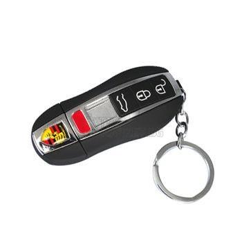 Електронна USB ветроупорна запалка Porsche (без пламък)