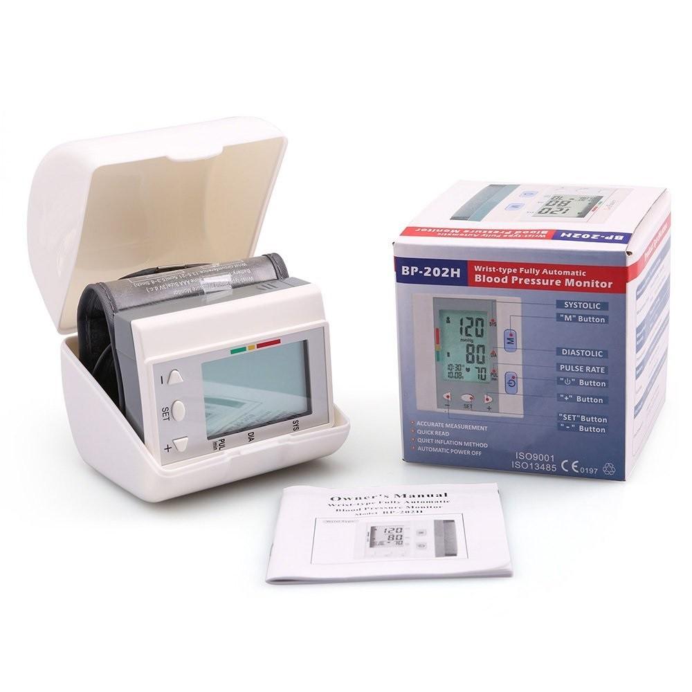 Дигитален апарат за кръвно налягане (На китката..