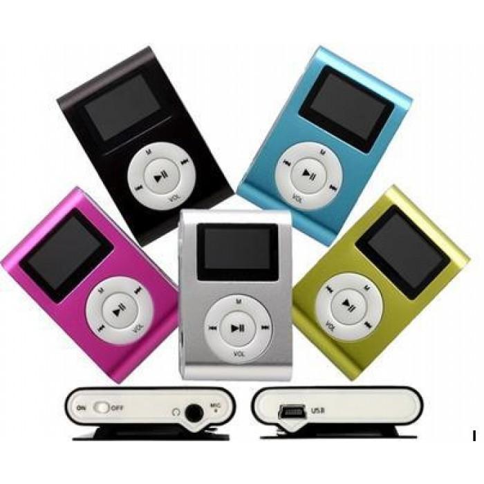 MP3 плеър с LED дисплей