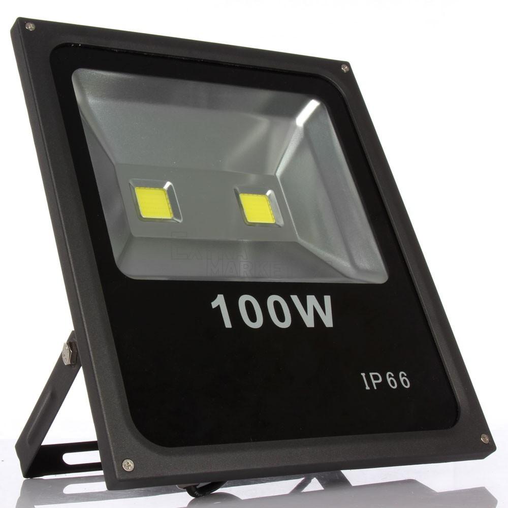Led прожектор IP66 100W (Влагозащитен)