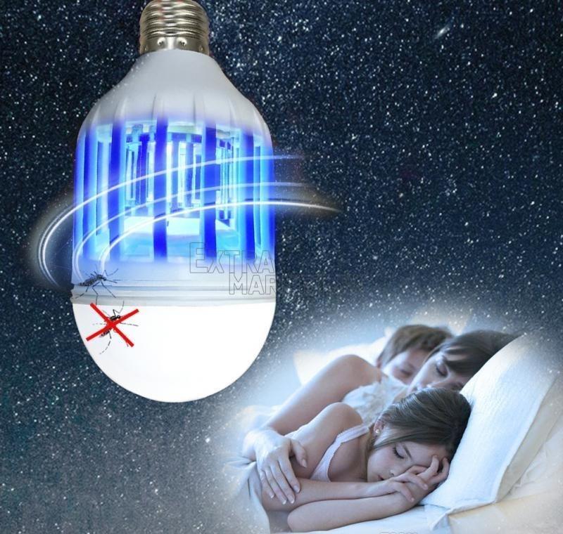 LED Крушка против комари