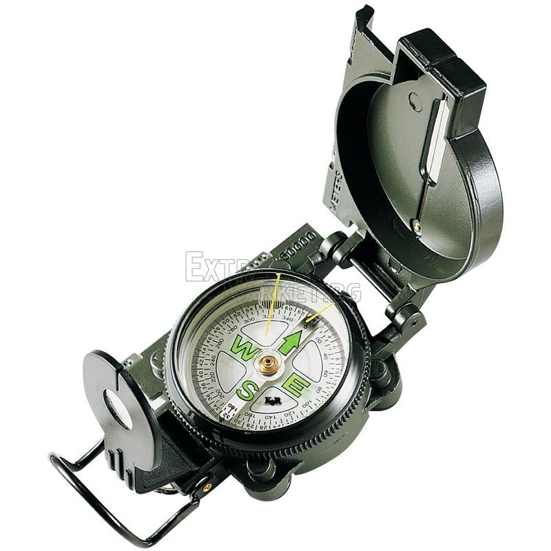 Сгъваем компас (Магнитен) армейски тип