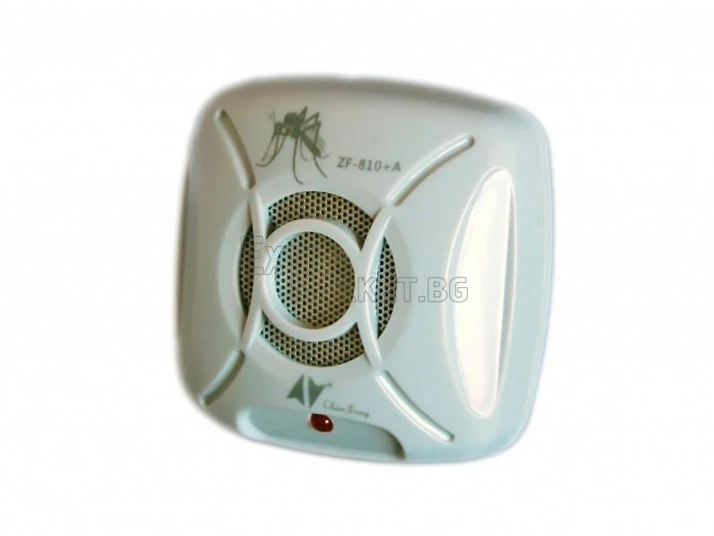 Ултразвуков уред за защита от комари на 220V